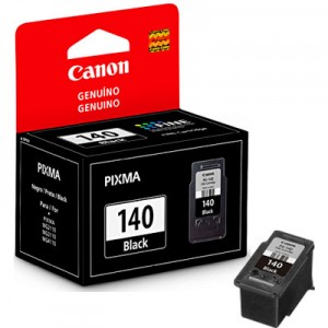 Cartucho Canon/Elgin PG-140 8ml preto