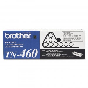 Toner Brother TN-460 Preto