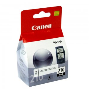 Cartucho Canon/Elgin PG210 preto 9ml