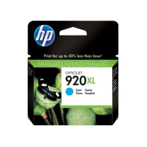 Cartucho HP 920XL Ciano CD972AL