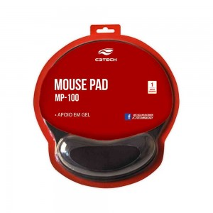 MOUSE PAD C3TECH APOIO GEL MP-100