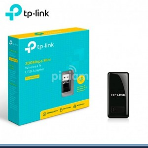MINI ADAPTADOR USB WIRELESS N 300MBPS 2.4 TP-LINK TL-WN823N