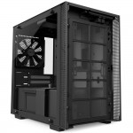 Gabinete Thermaltake H200 TG RGB Black SPCC Vidro Temperado Fan 120MM