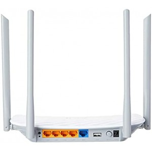 ROTEADOR TP-LINK ARCHER C5 1200MBPS 4 ANTENAS, DUAL BAND