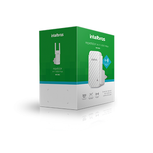 REPETIDOR INTELBRAS WIRELESS IWE 3001