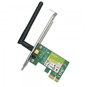 ADAPTADOR TP-LINK TL-WN781ND PCI EXPRESS WIRELESS N150Mbps